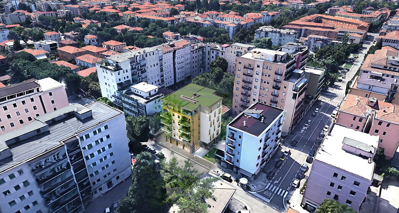 Brescia Via Ortigara