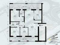 quadrilocale piano primo blocco A1 Gussago Residenza Ippica